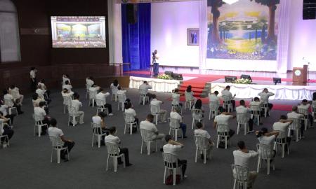 신중남미 분원 효정천보 영상수련 (7,8월)